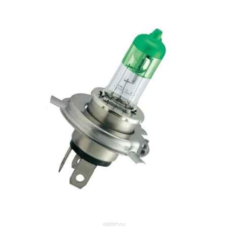Купить Галогеновая автомобильная лампа H4 12V- 60/55W (P43t) (белый свет-отен.зелен. в фар.нелинз.) Color Vision (2шт). 12342CVPGS2