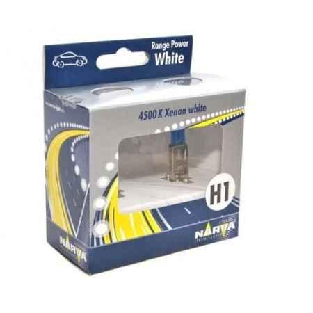 Купить Лампа автомобильная H1 12V- 55W (P14,5s) RPW (к.уп.2шт) (Narva). 48641 (ку.2)