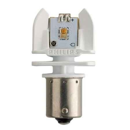 Купить Сигнальная автомобильная лампа Philips PY21W 12V-21W (BAU15s) LED (к.уп.2шт.). 12764 X2