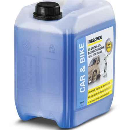 Купить Эко-шампунь Karcher Ultra Foam Cleaner для бесконтактной мойки, 5 л 6.295-603.0
