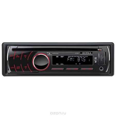 Купить Supra SCD-402U, Black автомагнитола CD/MP3
