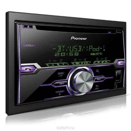 Купить Pioneer FH-X720BT автомагнитола CD