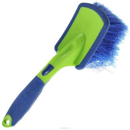 Купить Щетка для мытья автомобиля Sapfire, цвет в ассортименте, 24,5 см