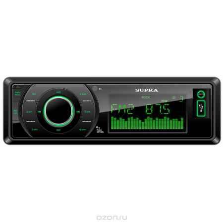 Купить Supra SFD-121USC, Black автомагнитола MP3