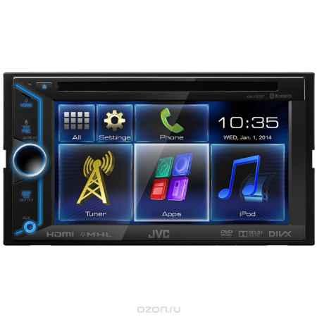 Купить JVC KW-V30BTEE автомагнитола CD/DVD