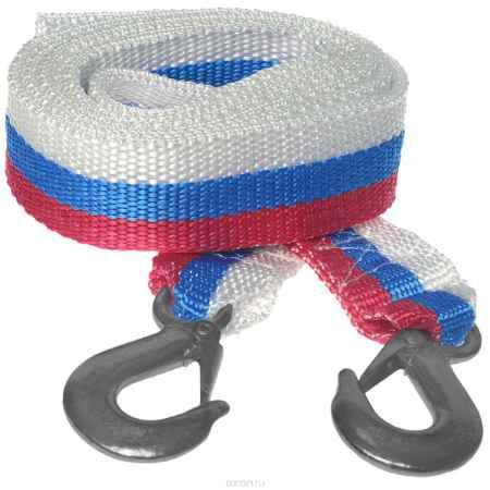 Купить Трос буксировочный с крюками Sapfire, 6 м, 5000 кг