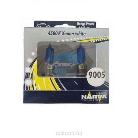 Купить Лампа автомобильная Narva HB3 12V- 65W (P20d) RPW (к.уп 2шт) 48625 (ку.2)