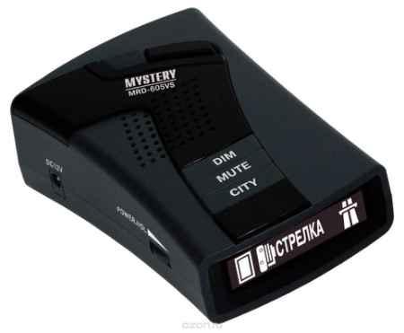 Купить Mystery MRD 605VS радар-детектор