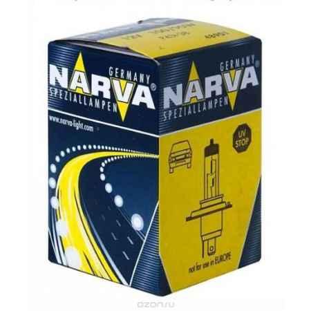Купить Лампа автомобильная H4 12V-100/90W (P43t) Rally (Narva). 48901