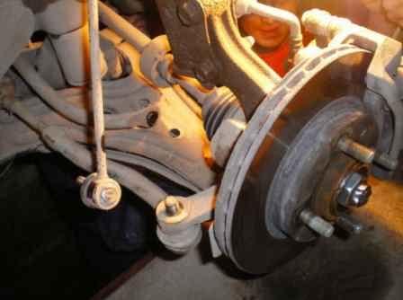 Проверка и ремонт рулевой рейки