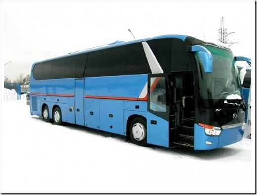 Доставка автобусом