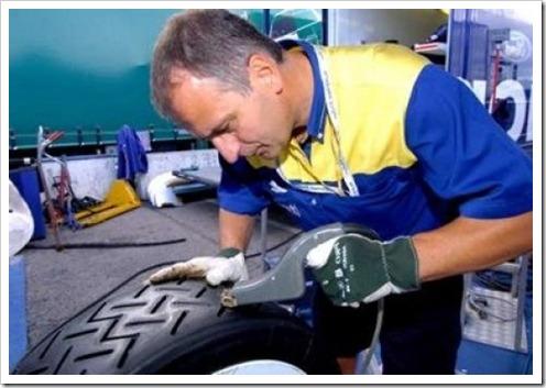 Как происходит восстановление шины?