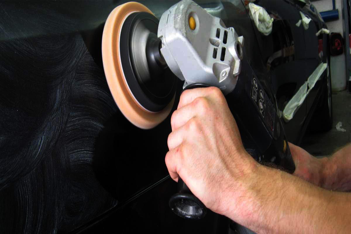 Какую пасту использовать для полировки авто