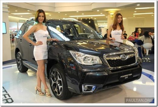Стоит ли покупать Subaru Forester?