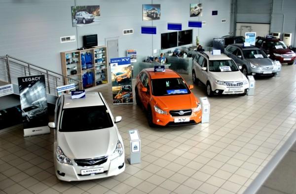 Повышение продаж в автосалоне