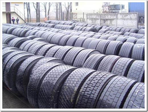 Шины для прицепов и строительные шины