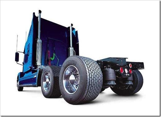 Классификация шин для грузовых автомобилей