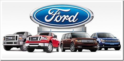 Завод Ford