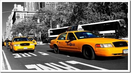 Основные критерии автомобиля для работы в такси