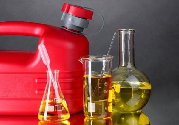 Как отличить бензин от керосина