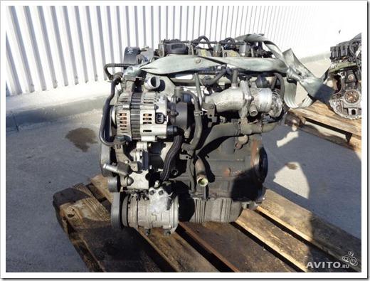 Что значит контрактный двигатель?