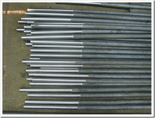 Особенности конструкции шпильки