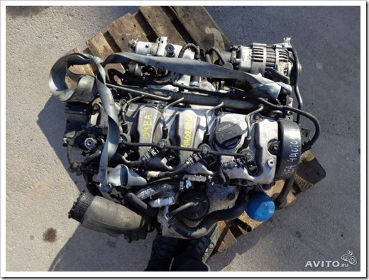Установка контрактных двигателей на легковые авто и кроссоверы