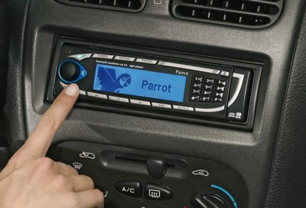 магнитола в авто