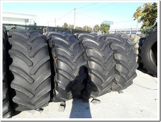 Главные характеристики сельхозшин