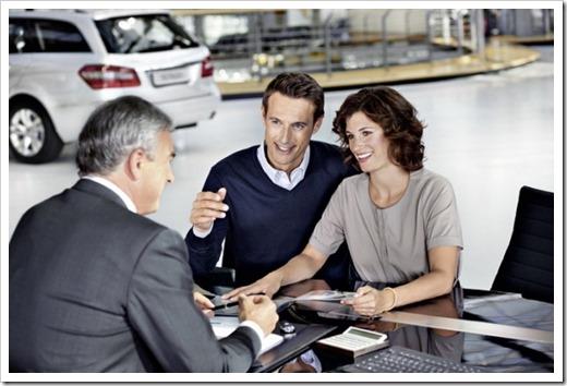 Кредит на новый автомобиль
