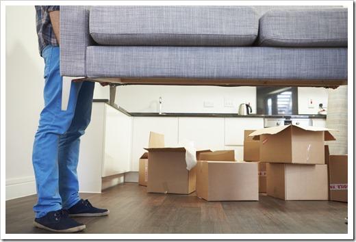 Комфортные условия при квартирных переездах