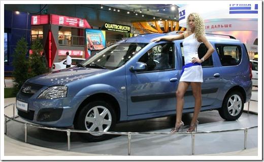 Lada Largus – коммерческий автомобиль?