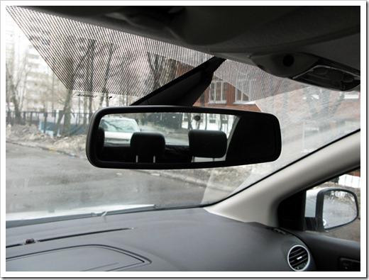 Автомобильные зеркала заднего вида обычное