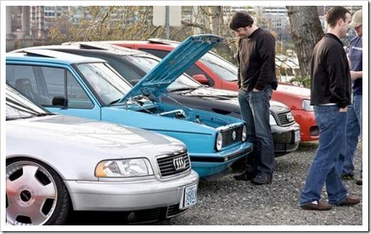 Диагностика авто в автоцентре