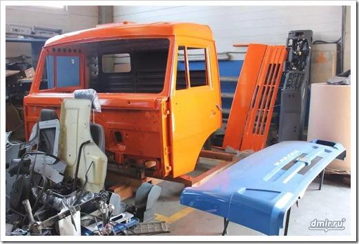 Поиск дилера запасных частей для грузовиков