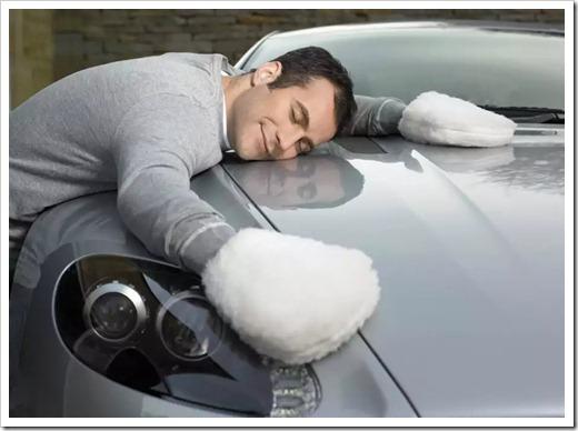 С чего начинать мыть авто?
