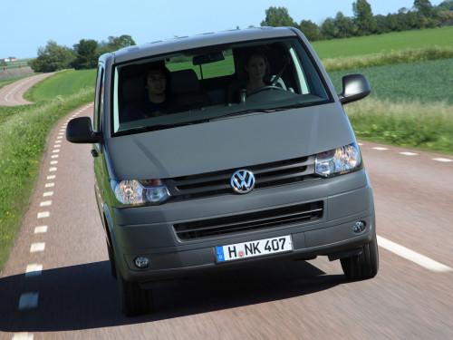 Volkswagen Transporter t5: технические характеристики