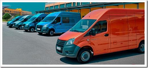 Новое поколение коммерческих авто ГАЗ