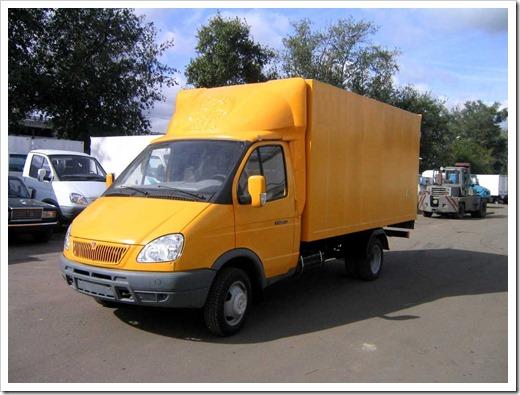 Плюсы грузового такси