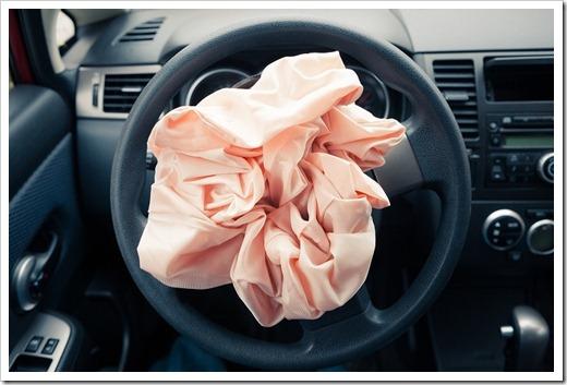 Меняем подушку безопасности в руле
