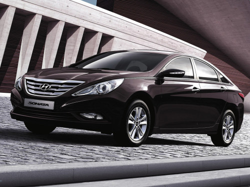 Hyundai Sonata 2017: технические характеристики