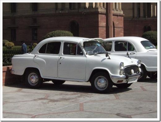 Hindustan Ambassador