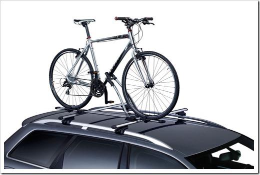 Крепления для велосипедов на крышу