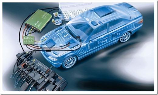 Техническое оснащение автомобильного диагноста