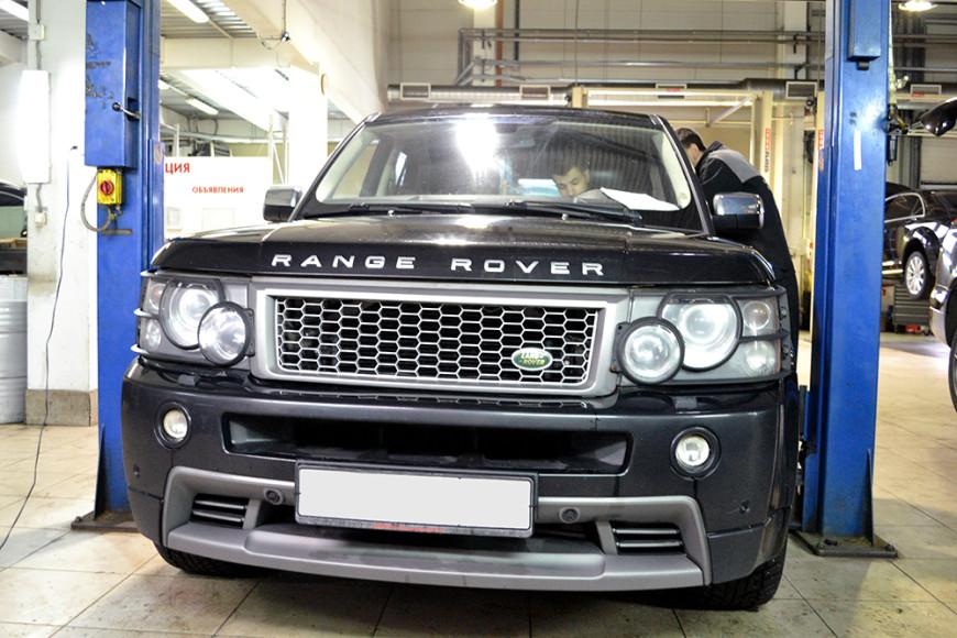 Как сохранить гарантию при ремонте Range Rover