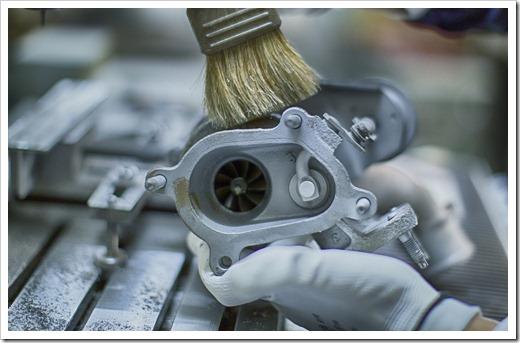 Профессиональный подход к ремонту турбонагнетателей