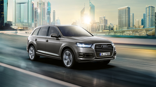 Audi Q7 2018: характеристики