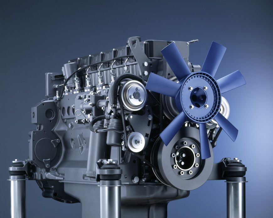 Как снять ТНВД с двигателя Deutz