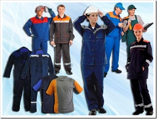 Какими особенностями обладает специальная одежда для строителя?