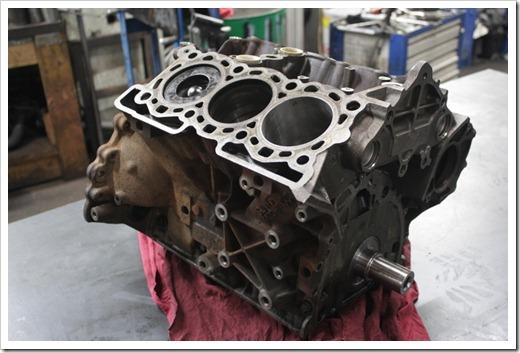 Из каких позиций будет состоять капитальный ремонт TDV6?